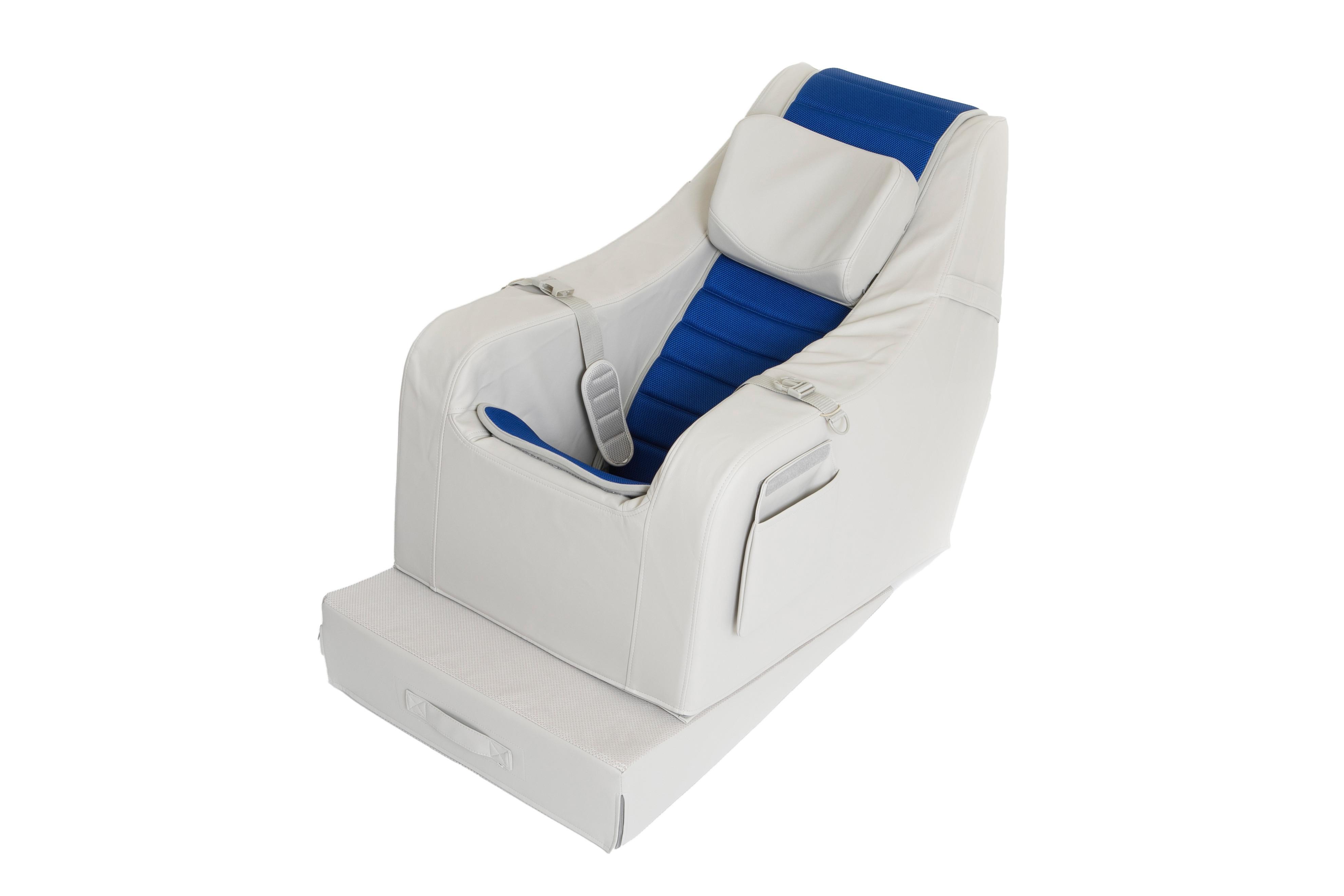 Zitzak Voor Gehandicapten.Gravity Chair B S Onbeperkt In Beweging